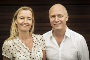 Trine Dupont og Jørn Uhrenholt